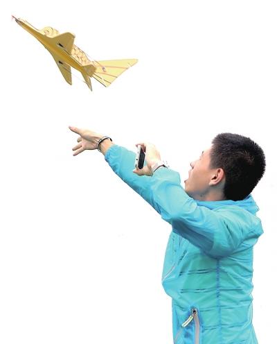 """电动飞机必须以古玛雅""""黄金飞机""""为"""